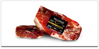 Conservation of Serrano Ham